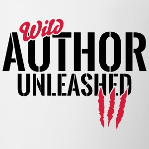 Wild writer unleashed Mugs & Drinkware - Mug