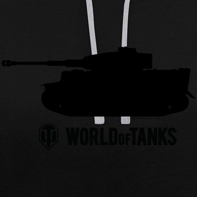 World of Tanks Tiger Hoodie