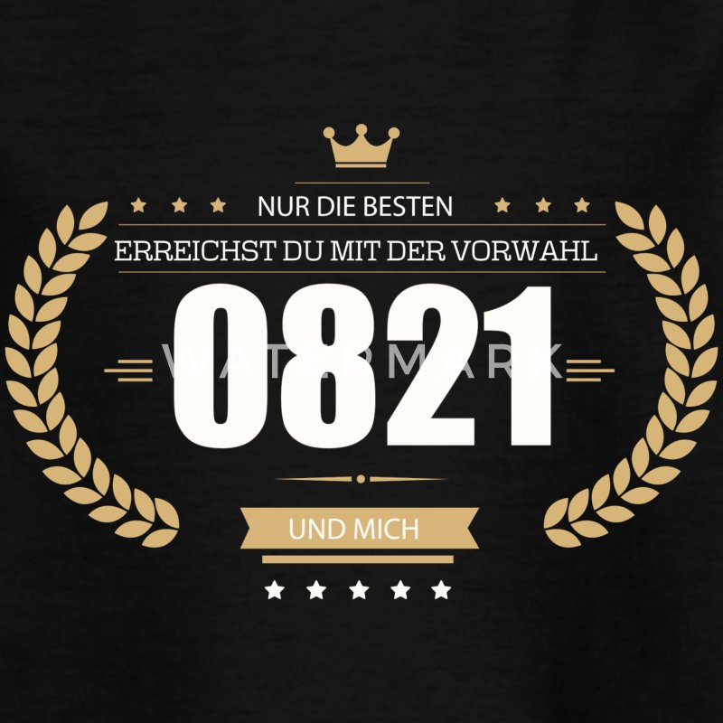 Augsburg 0821 T-Shirts - Teenager T-Shirt