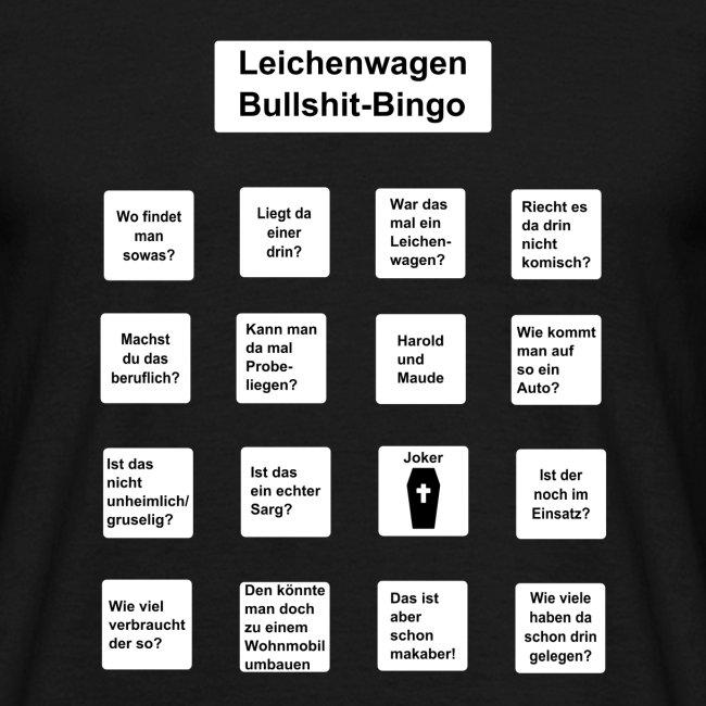 Leichenwagen-Bingo