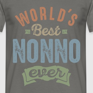 World's Best Nonno - Men's T-Shirt