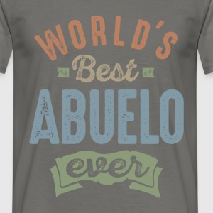 World's Best Abuelo - Men's T-Shirt