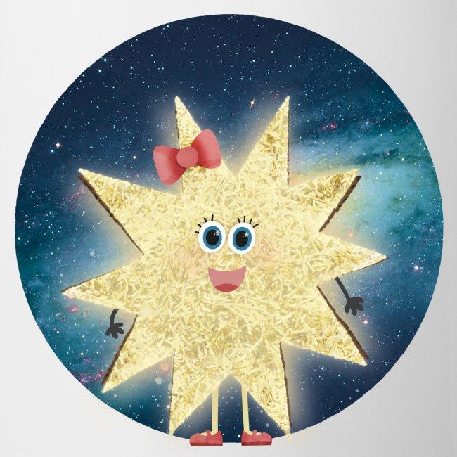 Stella Stern: Galaxy Kinder-Tasse