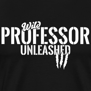Professeur Wilder unleashed Tee shirts - T-shirt Premium Homme