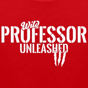 Wilder Professor unleashed Sports wear - Men's Premium Tank Top