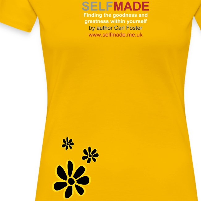 SM Ladies t-shirt with print flower design