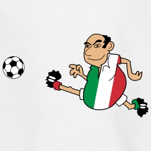Italian soccer player T-Shirts - Kids' T-Shirt