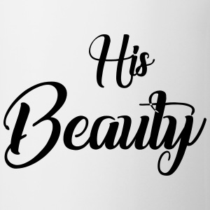 His beauty Mugs & Drinkware - Mug