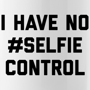 Self Control Funny Quote Tazze & Accessori - Borraccia