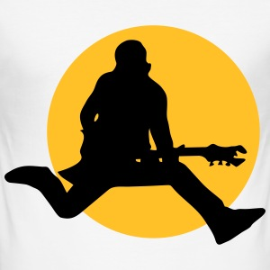 Rocker van zon T-Shirts - slim fit T-shirt