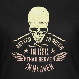 Reign in Hell T-Shirts - Frauen T-Shirt