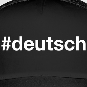 DEUTSCH Caps & Hats - Trucker Cap
