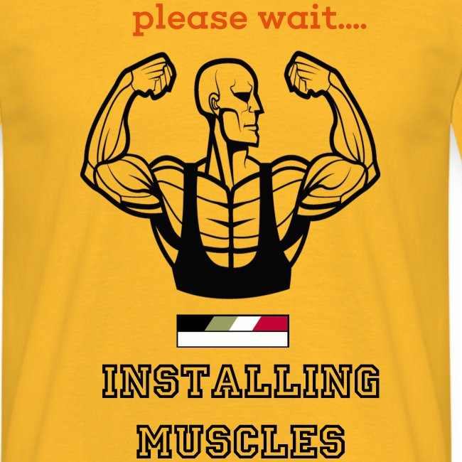 Installing Muscles