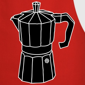 Espresso coffee maker 2  Aprons - Cooking Apron