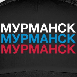 MURMANSK - Trucker Cap
