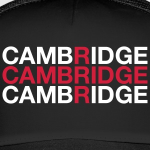 CAMBRIDGE - Trucker Cap