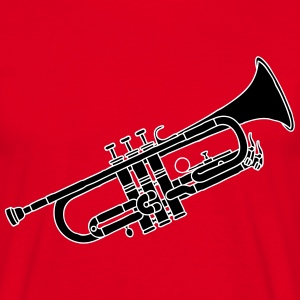 Trumpet brass instrument 2 T-Shirts - Men's T-Shirt