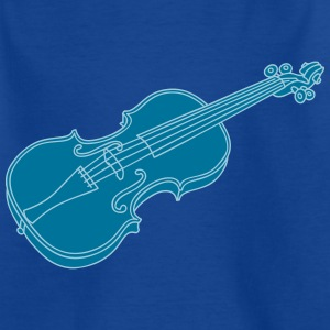 Violin / fiddle 2 Shirts - Kids' T-Shirt