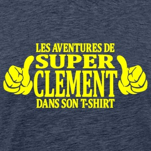 clement Tee shirts - T-shirt Premium Homme