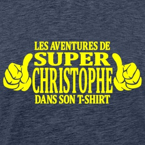 christophe Tee shirts - T-shirt Premium Homme