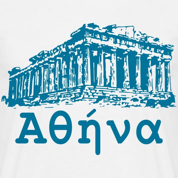 athens t-shirt - Men's T-Shirt