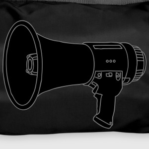 Bullhorn / megaphone 2 Bags & Backpacks - Duffel Bag