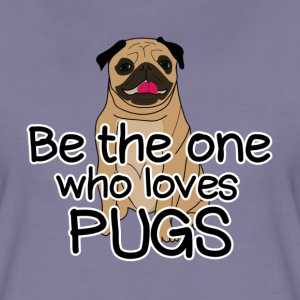 Love Pugs T-Shirts - Frauen Premium T-Shirt