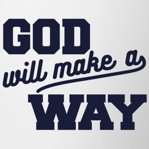 God Will Make Way