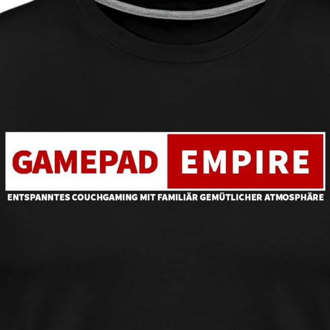 T-Shirt (Männer) mit Slogan