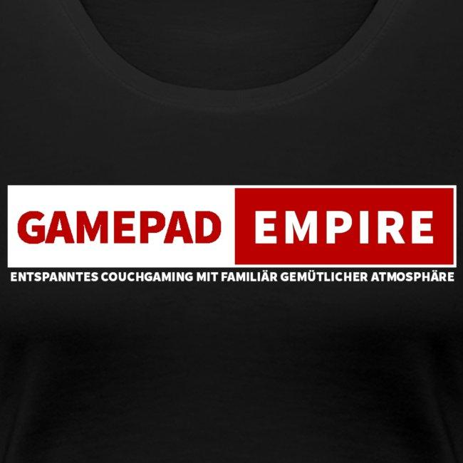 T-Shirt (Frauen) mit Slogan