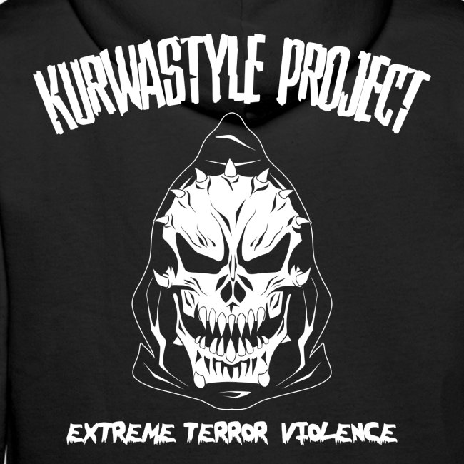 Kurwastyle Project - Extreme Terror Violence Hoodie