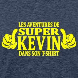 kevin Tee shirts - T-shirt Premium Homme