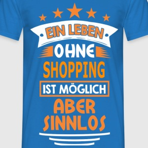 shopping T-Shirts - Männer T-Shirt