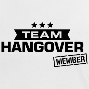 team hangover T-Shirts - Frauen Kontrast-T-Shirt