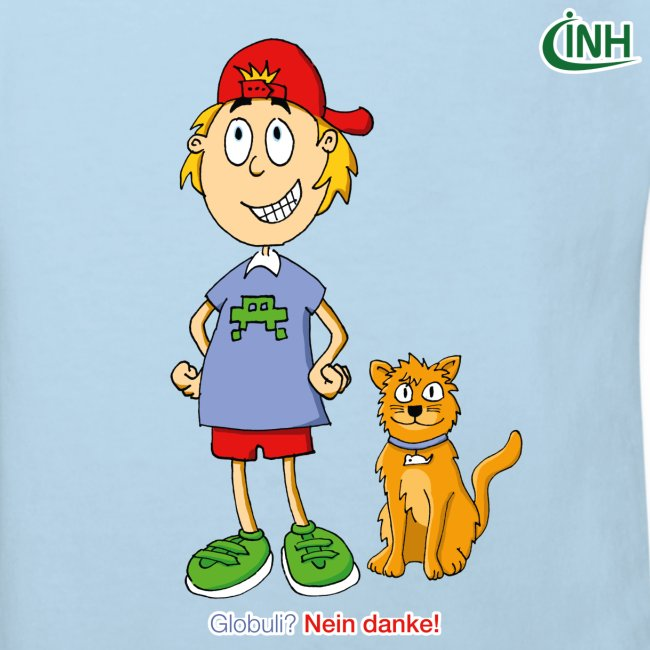 "Bio-Kindershirt ""Max&Hannibal"""