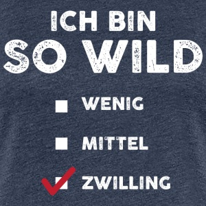 So wild Zwilling T-Shirts - Frauen Premium T-Shirt