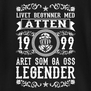 1999 - 18 ar - Legender - 2017 - NO Baby Long Sleeve Shirts - Baby Long Sleeve T-Shirt