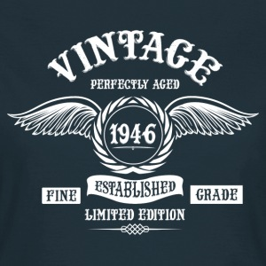 Vintage Perfectly Aged 1946 T-Shirts - Women's T-Shirt