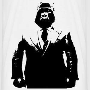 Monkey suits - Mannen T-shirt