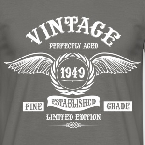 Vintage Perfectly Aged 1949 T-Shirts - Men's T-Shirt
