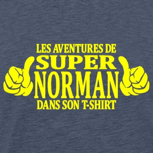 norman Tee shirts - T-shirt Premium Homme