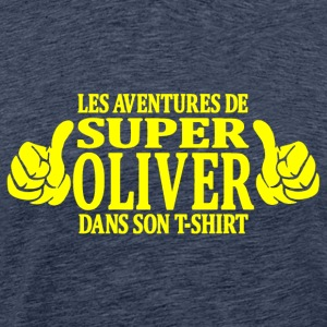 oliver Tee shirts - T-shirt Premium Homme
