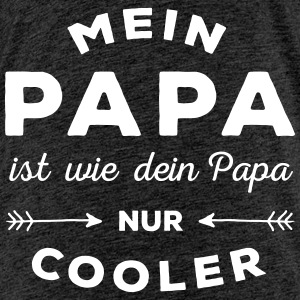 Vatertag mein Papa T-Shirts - Teenager Premium T-Shirt