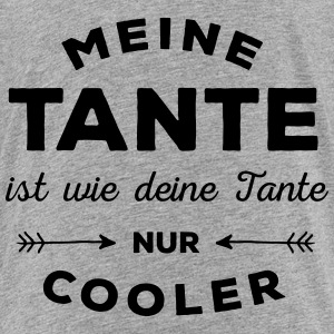 Meine Tante T-Shirts - Teenager Premium T-Shirt