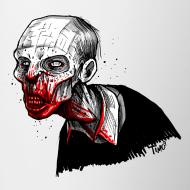 Motiv ~ Zombie Tasse