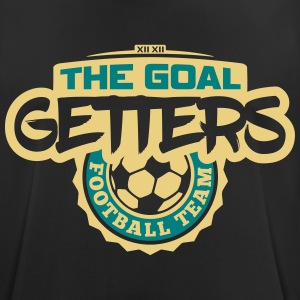The Goal Getters - Football Team T-Shirts - Männer T-Shirt atmungsaktiv