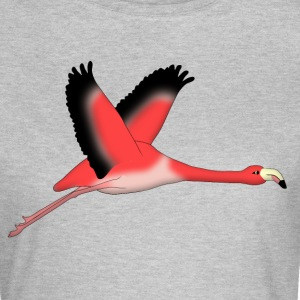 Flying Flamingo T-Shirts - Women's T-Shirt