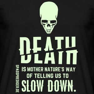 Death - Men's T-Shirt