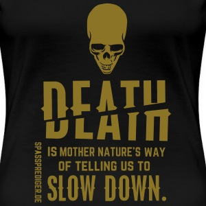 Death - Women's Premium T-Shirt