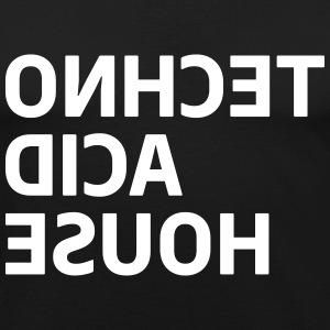 Acid house t shirts spreadshirt for Acid house techno